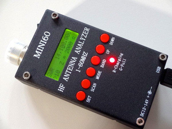 HF Antenna Analyzer MINI 60
