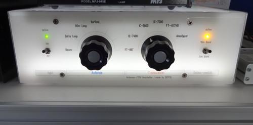 Antennenweiche – Antennenumschalter