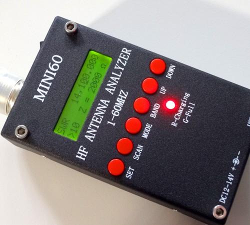 HF Antenna Analyzer MINI 60