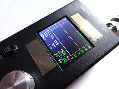 HF Antenna Analyzer Youkits FG-01A | HamRadio Station - DO7PSL