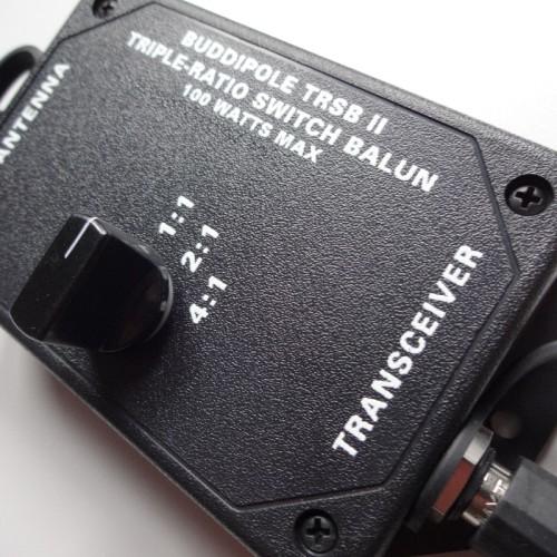 Triple Ratio Switch Balun