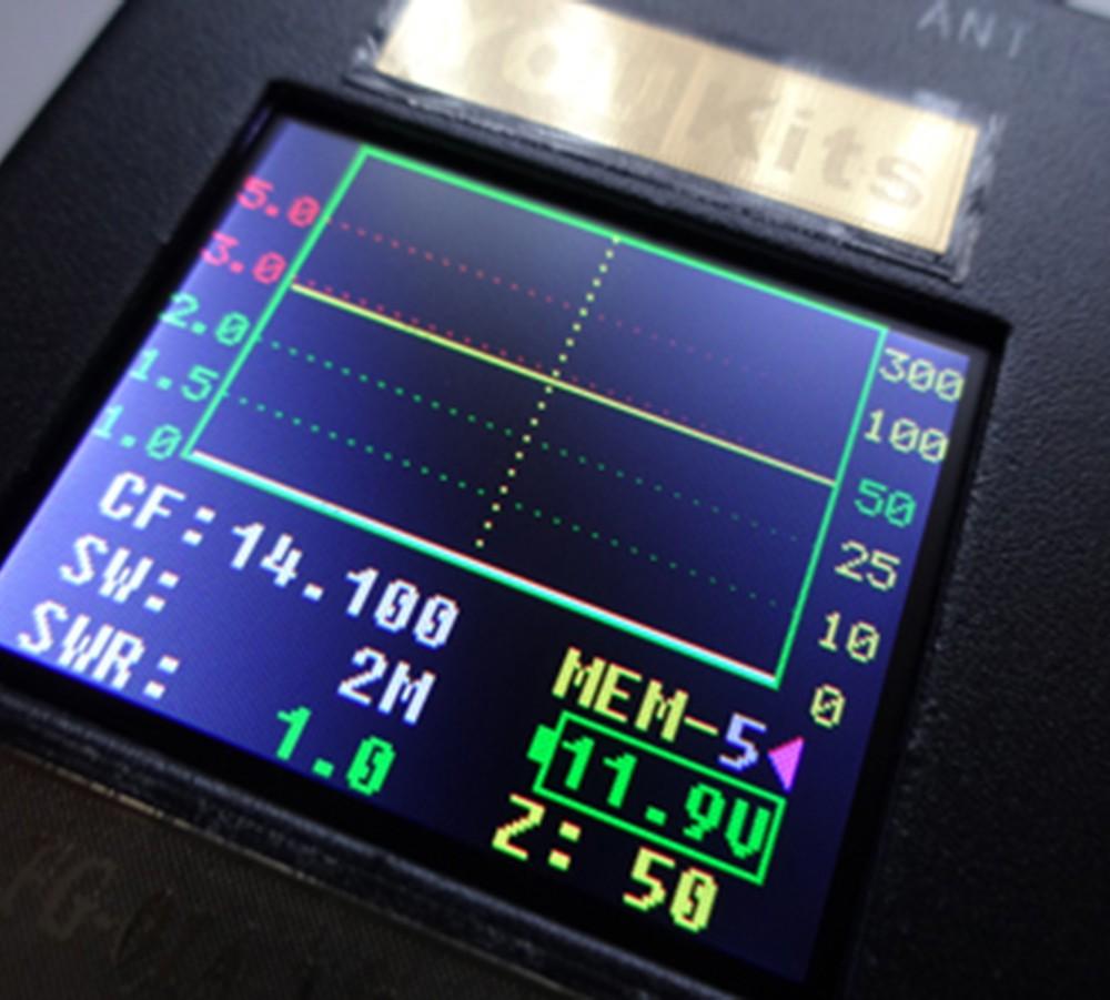 HF Antenna Analyzer Youkits FG-01A