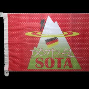 SOTA hiss banner flag