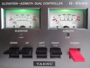 YAESU-G-5500-Controller-Do7psl