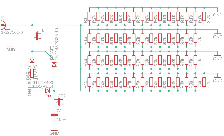 DummyLoad 100 Watt - schematic