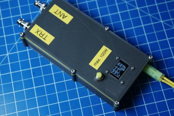 ATU-100 automatic Antenna Tuner 100 Watt